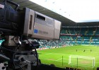 Match coverage, Celtic Park, Glasgow