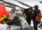 Filming with the Cairngorm Mountain Rescue Team ('Turas Tony' - BBC Alba)