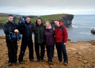 Coast crew - 'The Mysteries of the Isles' - Orkney shoot September 2011